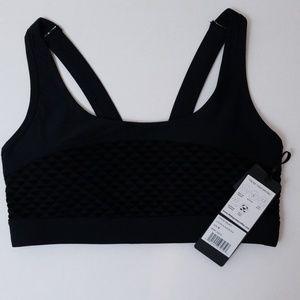 90 degree by reflex sports bra size M NWT